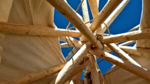How much is construction timber?