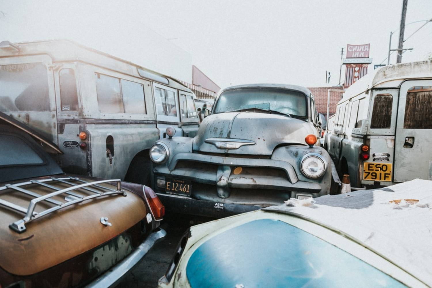 Passenger cars - vehicles that changed the world