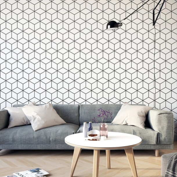 Various types of wallpaper