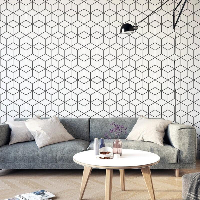 Various types of wallpaper